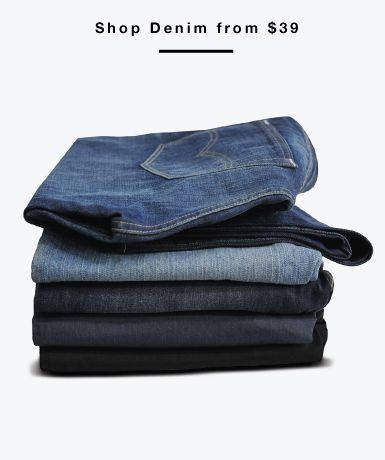 Denim, everyday low price: $39