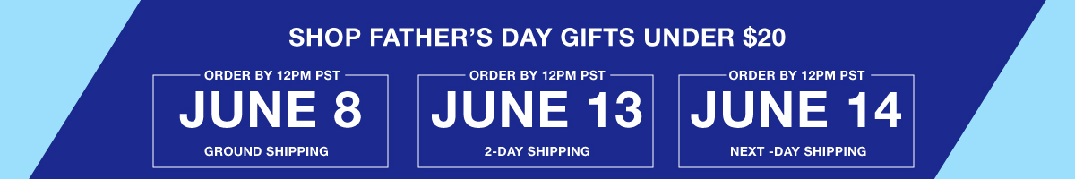 Shop Gifts for Dad under $20