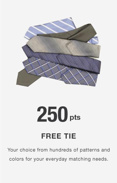Free Ties!