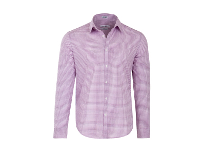 Shop this Calvin Klein Checked Cool Tech Shirt only $24.99