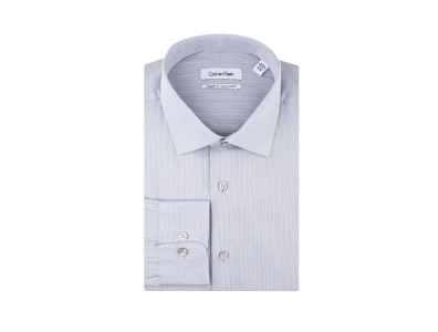 Shop this Calvin Klein Regular Fit Dress Shirt only $34.99