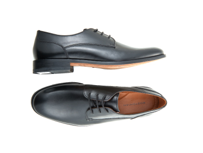 Shop these Bostonian Vesey Leather Derbies only $59.99