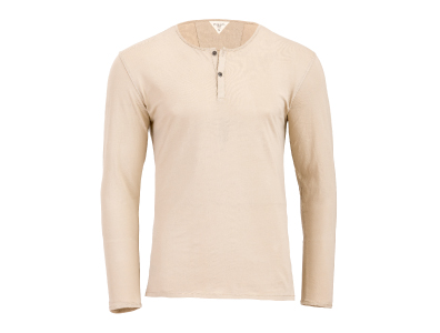 Shop this George Austin Long Sleeve Cotton Henley only $9.99