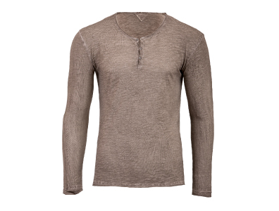 Shop this George Austin Washed V-Neck Henley only $9.99