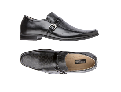 Shop these Stacy Adams Moc Toe Leather Slip-Ons only $49.99