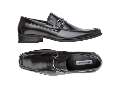 Shop this Steve Madden Leather Buckeled Loafer only $59.99