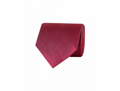 Shop this Giorgio Cosani Mini Check Silk Tie only $14.99