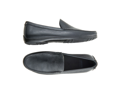 Shop these Armani Leather Loafer only $249.99