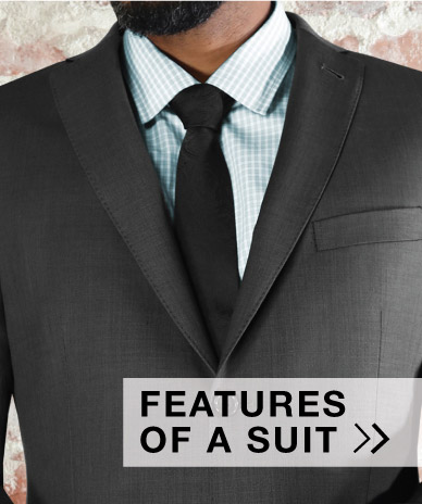 Fit Guide - Features of a Suit
