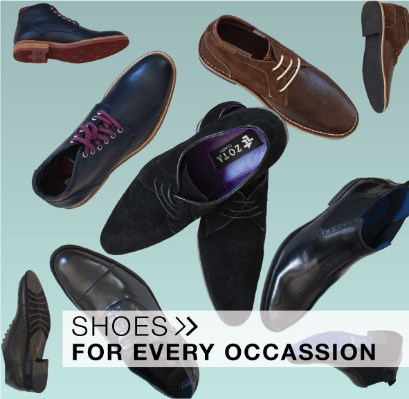 Shoes for Every Occassion