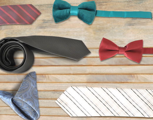 TIES AND BOW TIES