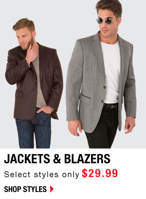 Shop Blazers starting at $29