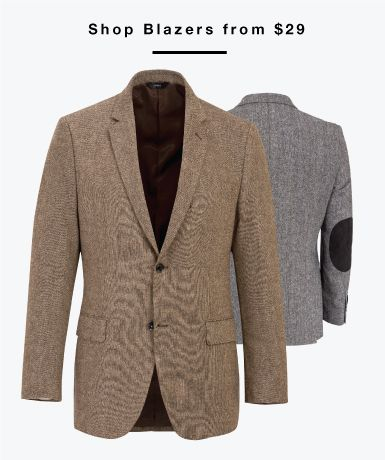 Blazers from $29