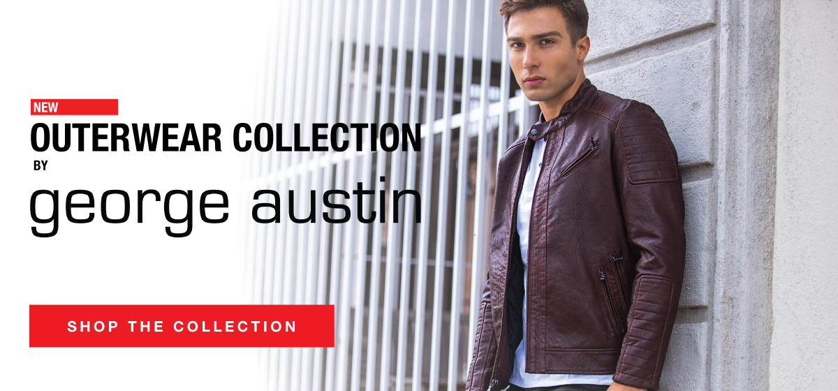 NEW George Austin Outerwear Collection