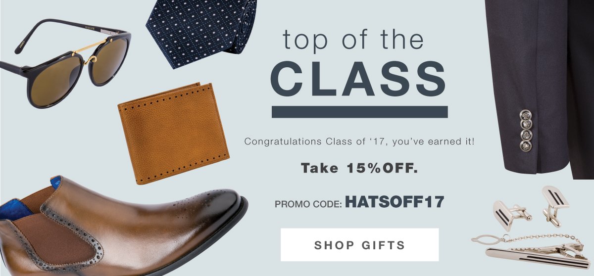 Gifts for Grads - Shop Now!