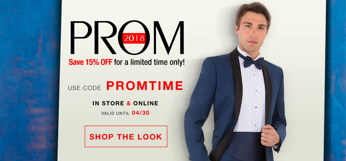 Save 15% w/code PROMTIME until 4/30