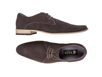 Shop these Zota Suede Casual Derbies only $29.99