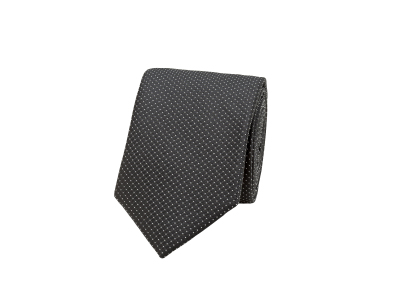 Shop this Profile Slim Fit Diamond Dotted Tie only $9.99