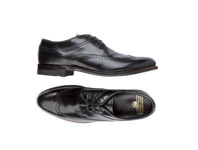 Shop this Stacy Adams Leather Wingtip Oxford only $39.99