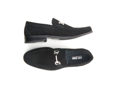 Shop this Stacy Adams Suede Loafer only $39.99