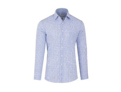 Shop this Van Heusen Slim Fit Solid Dress Shirt only $24.99