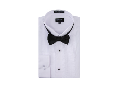 Shop this Tuxedo Shirt w/Bow Tie only $19.99