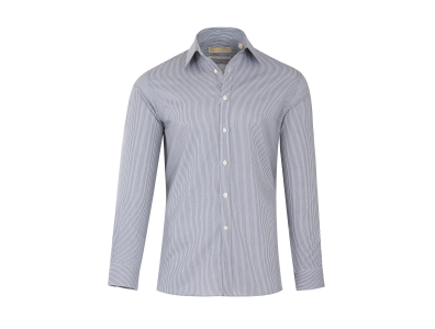 Shop this Michael Kors Classic Fit Pin Stripe Shirt only $49.99
