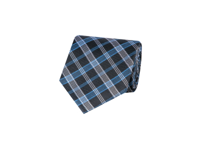 Shop this Cosani Plaid Silk Tie only $14.99